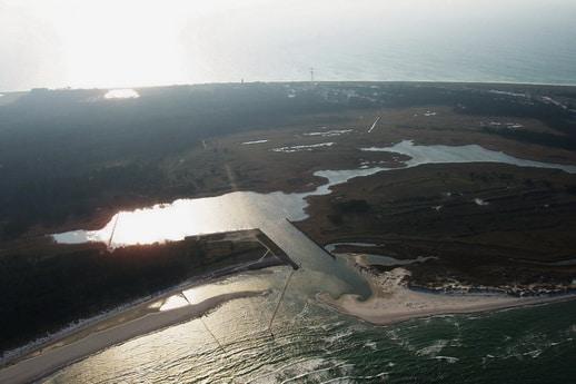 Ostseeflug Nothafen Darßer Ort