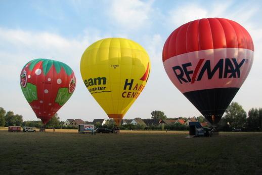 Ballonfahren Mecklenburg-Vorpommern MV