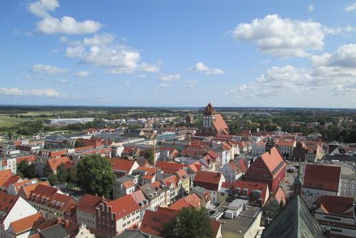 Ballonfahrt Greifswald