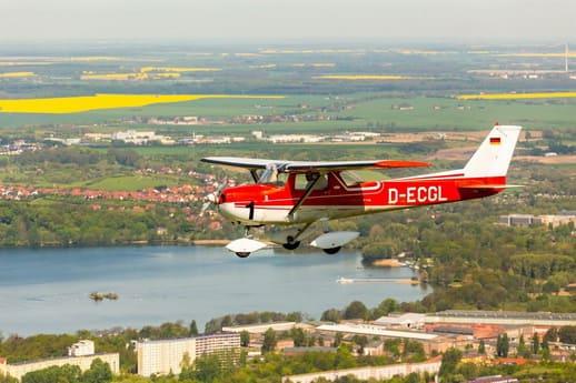 Cessna Rundflug Mecklenburg