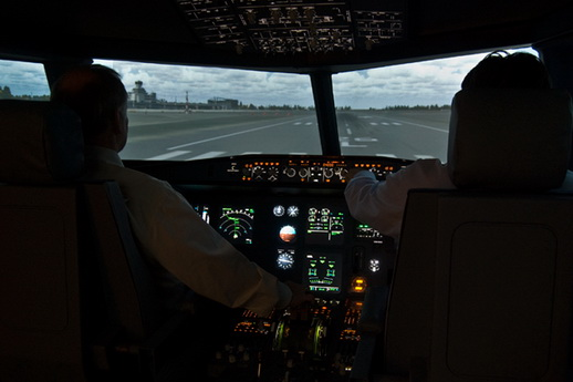 Flightsimulator Berlin Erlebnis