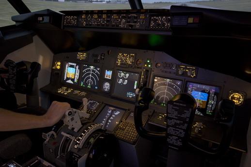 Flugsimulator Rostock 120 min einfach selber fliegen
