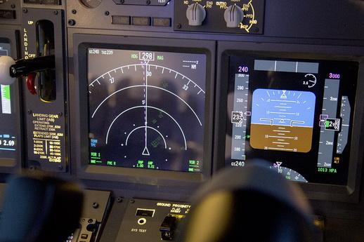 Flugsimulator Rostock Boeing