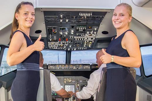 Flugsimulator Rostock Erlebnis in Mecklenburg