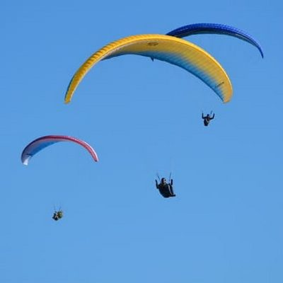 Gleitschirmfliegen Paragliding Mecklenburg-Vorpommern