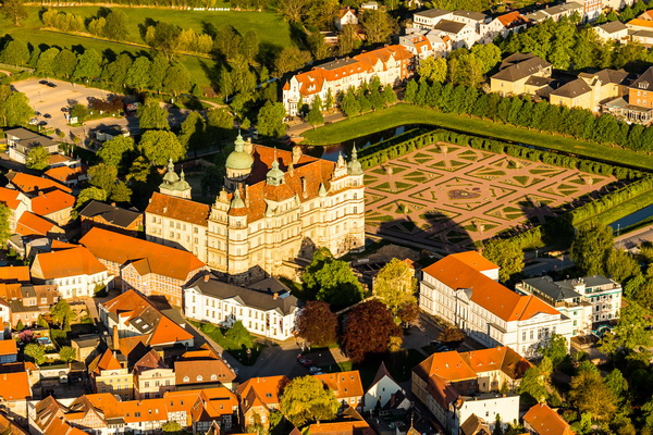 Rundflug Schloss Güstrow