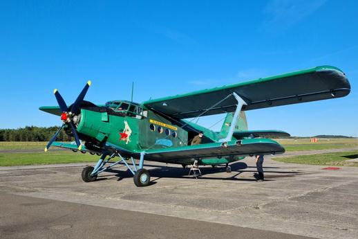 Antonov AN 2 Rundflug Gutschein