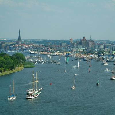 Rundflüge Ballonfahrten Hanse Sail