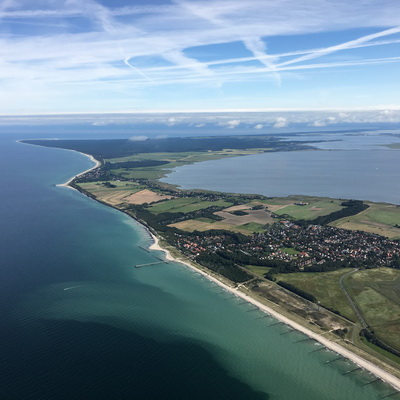 Rundflug Antonov Fischland