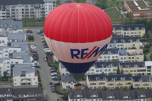 Ballonfahren Ballonfahrt über Mecklenburg-Vorpommern