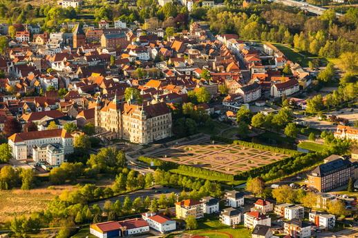 Nordischer Renaissancepalast Schloss Güstrow