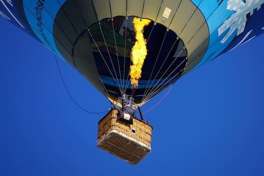Ballonfahrten Güstrow Ballonfahrt