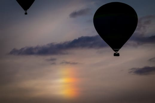 Ballonfahrten Rügen Ballonfahrt