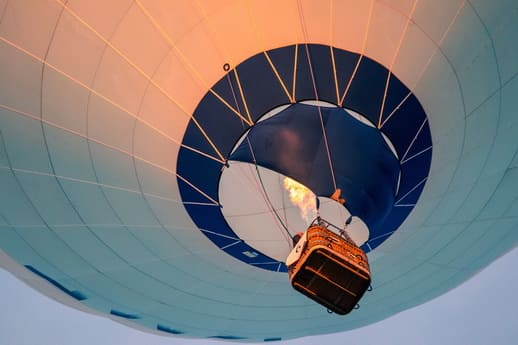 Ballonfahrten Stralsund Ballonfahrt