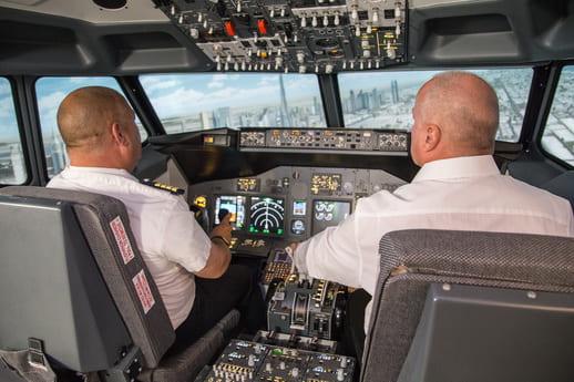 Flugsimulator Rostock
